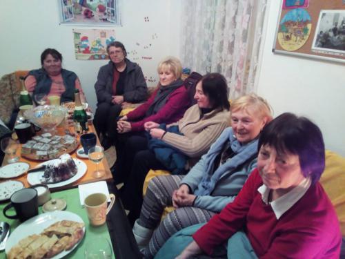Dechberoucí klub žen 2018